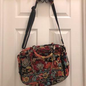 Vera Bradley briefcase/tote/laptop bag